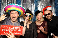 Dynamic Earth Christmas Party 17/12/15