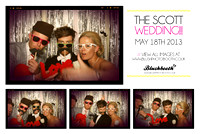The Scott Wedding 18/05/12