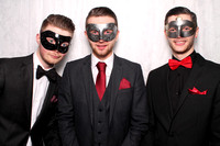Star Shine Events Masquerade Ball - 21/03/2014
