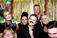 Mercure Ayr Hotel Christmas Party 17/12/16