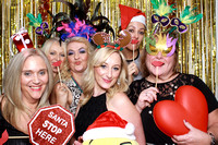 Mercure Ayr Hotel Christmas Party 10/12/16
