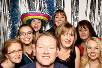Dynamic Earth Christmas Party 05/12/15